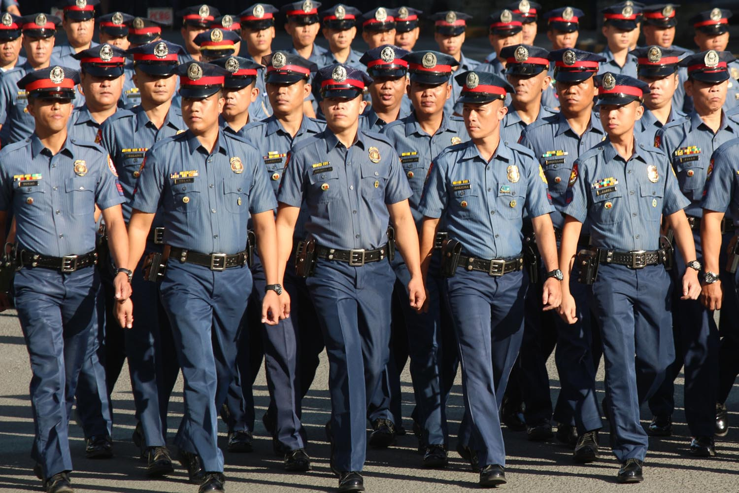 capabilities of the pnp women and Women on top: keeping country safe and secure director of the philippine national police (pnp) women and children but i've seen that capabilities lie in one.