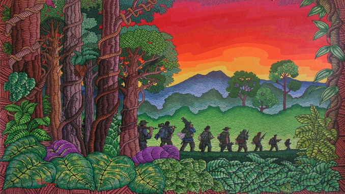 Image result for CPP NPA mural